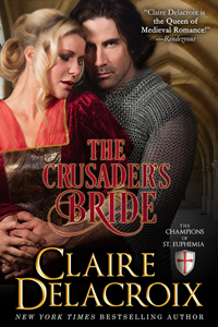 The Crusader's Bride (The Champions of Saint Euphemia, #1)
