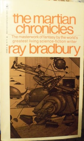 the relationships between martians and earthlings in the martian chronicles a book by ray bradbury