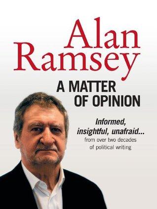 a matter of opinion ramsey alan
