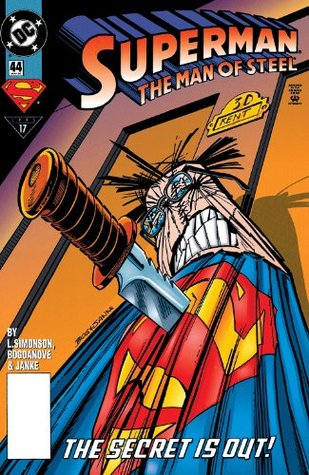 Superman: The Man of Steel (1991-2003) #44