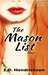 The Mason List by S.D. Hendrickson