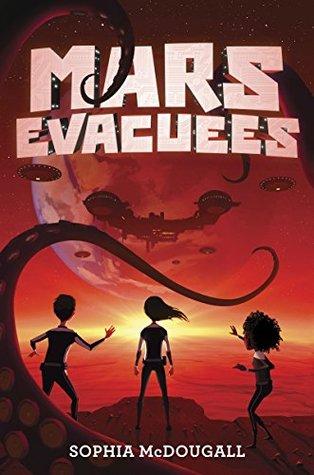 Mars Evacuees(Mars Evacuees 1)