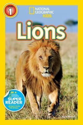 Lions (National Geographic Readers)