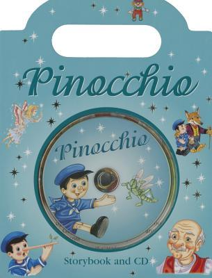 Pinocchio: Storybook and CD