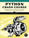 Python Crash Course by Eric Matthes