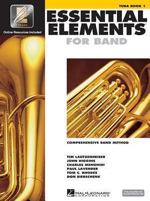 Essential Elements 2000, Book 1 Plus DVD: Tuba