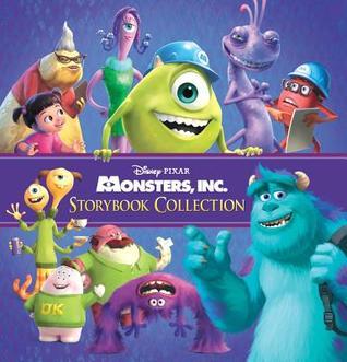 Disney Pixar - Monsters, Inc. Storybook Collection