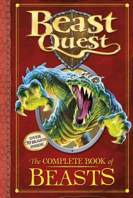 The complete book of beasts beast quest 84 by adam blade for Beast quest coloring pages