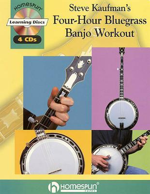 steve-kaufman-s-four-hour-bluegrass-banjo-workout