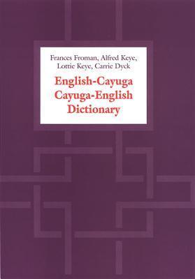 English Cayuga Cayuga English Dictionary