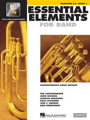 Essential Elements 2000 - Book 1: Baritone B.C. [With CDROM and DVD]