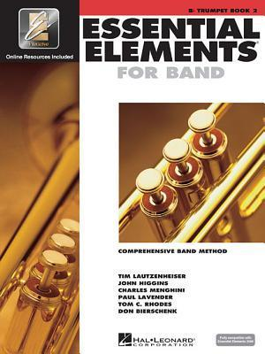 Essential Elements for Band - Book 2 with Eei: BB Trumpet
