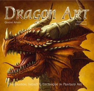 Dragon Art by Graeme Aymer