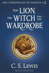 The Lion, the Witch and the Wardrobe (The Chronicles of Narnia, #2) by C.S. Lewis