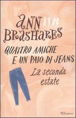 La seconda estate by Ann Brashares