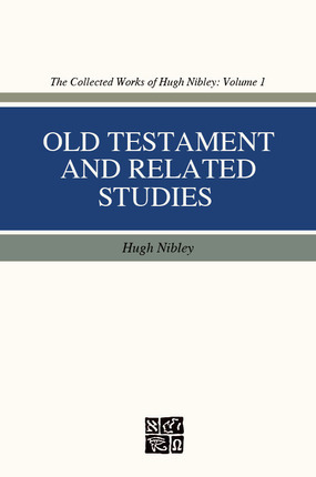 Old Testament and Related Studies