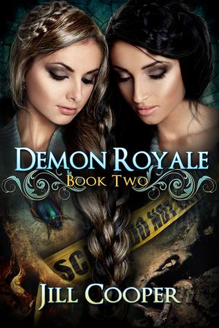 Demon Royale by Jill  Cooper