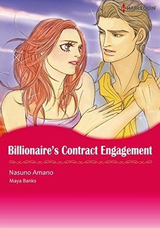 Billionaire's Contract Engagement