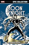 Moon Knight Epic Collection by Steven Grant