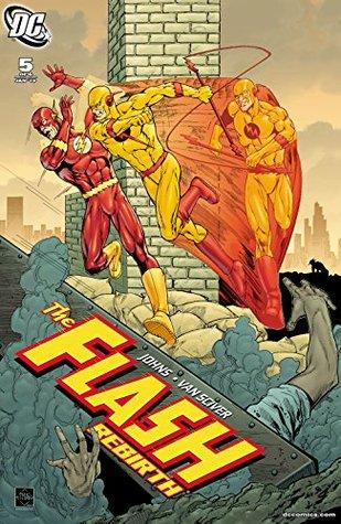 The Flash: Rebirth #5