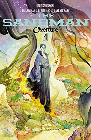 The Sandman: Overture, #4