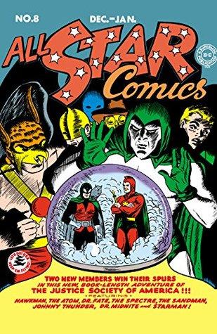 All-Star Comics (1940-) #8