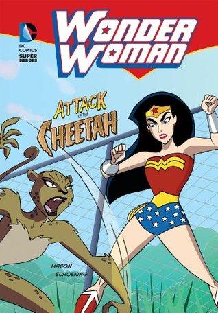 Wonder Woman: Attack of the Cheetah