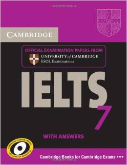 Cambridge IELTS 7 (Cambridge IELTS Past Papers)