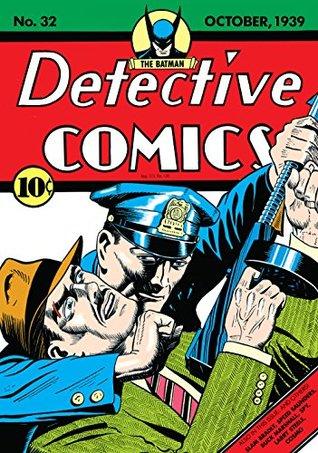 Detective Comics (1937-2011) #32