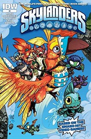 Skylanders #2 (Skylanders Graphic Novel)