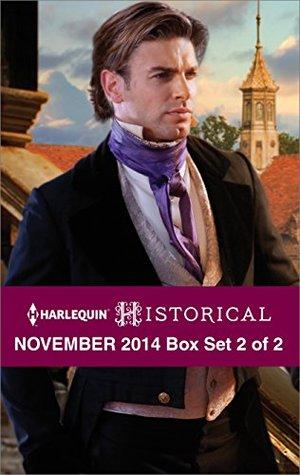 Harlequin Historical November 2014 - Box Set 2 of 2: Darian Hunter: Duke of Desire / The Rake's Bargain / The Warrior's Winter Bride