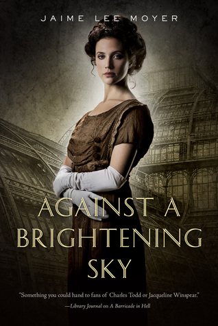 Against a Brightening Sky (Delia Martin, #3)