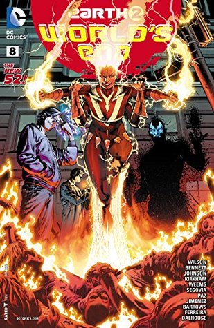 Earth 2: World's End #8