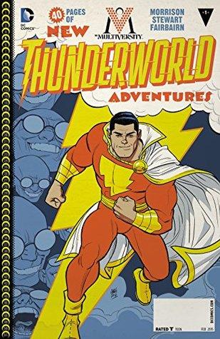 The Multiversity: Thunderworld Adventures #1 (The Multiversity #5)