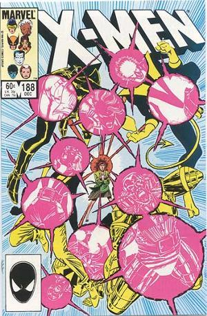 Uncanny X-Men #188