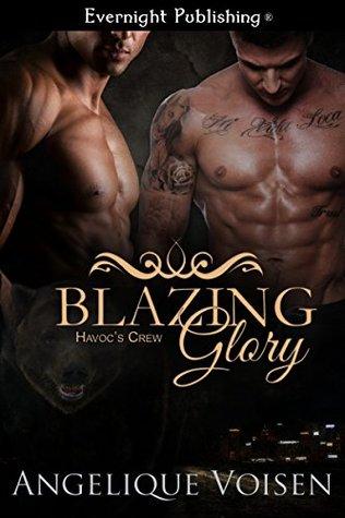 Blazing Glory - Angelique Voisen