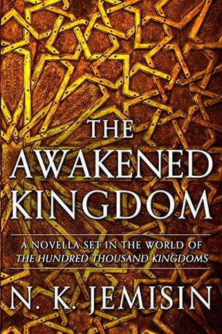 The Awakened Kingdom  (The Inheritance Trilogy, #3.5)