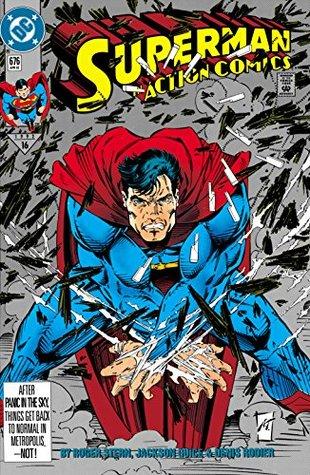 Action Comics (1938-) #676