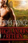 Highlander's Return (Sinclair Brothers Trilogy #2.5)