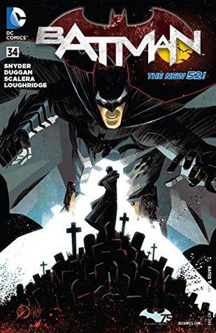 Batman (2011-2016) #34