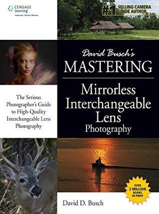 David Busch's Mastering Mirrorless Interchangeable Lens Photography