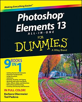 Photoshop Elements 13 All-in-One for Dummies
