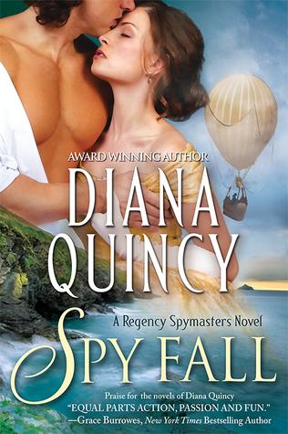 Spy Fall (Rebellious Brides, #1)