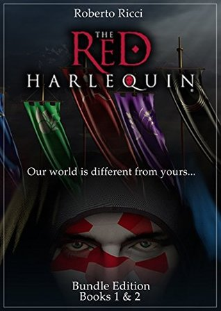 The Red Harlequin Bundle Edition: Books 1-2