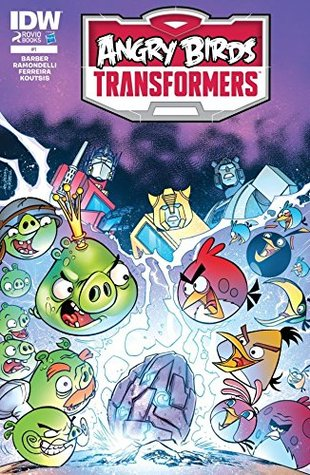 Angry Birds/Transformers 1 (of 4)