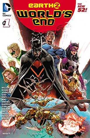 Earth 2: World's End #1