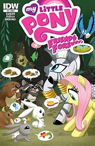 My Little Pony: Friends Forever #5 (My Little Pony Friends Forever Graphic Novel)