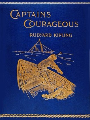 Captains Courageous: With Original Illustrations, and Audiobook link