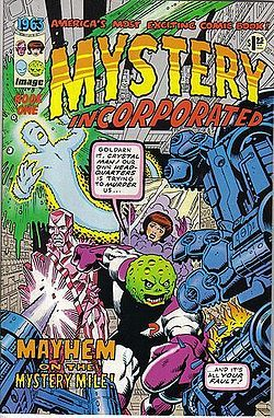 1963, Book One: Mystery Incorporated (1963, #1)