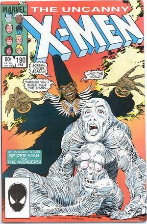 The Uncanny X-Men #190